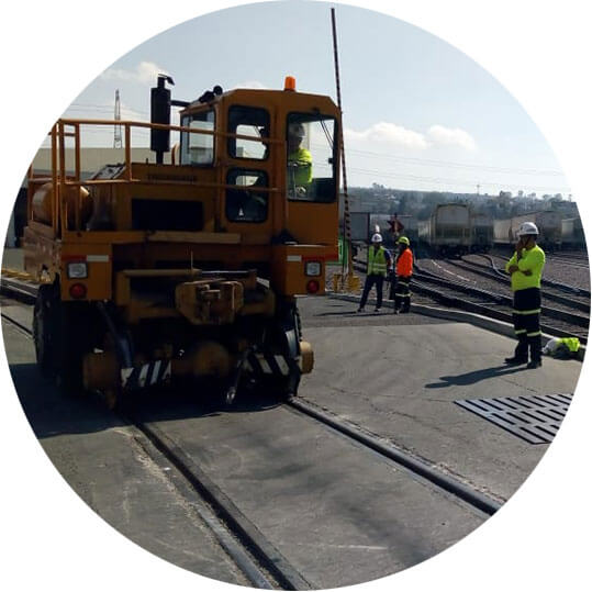 Seguridad Operativa y Ocupacional en las diversas áreas ferroviarias.